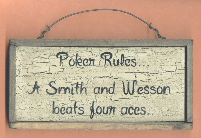 Texas Hold Em Rules -