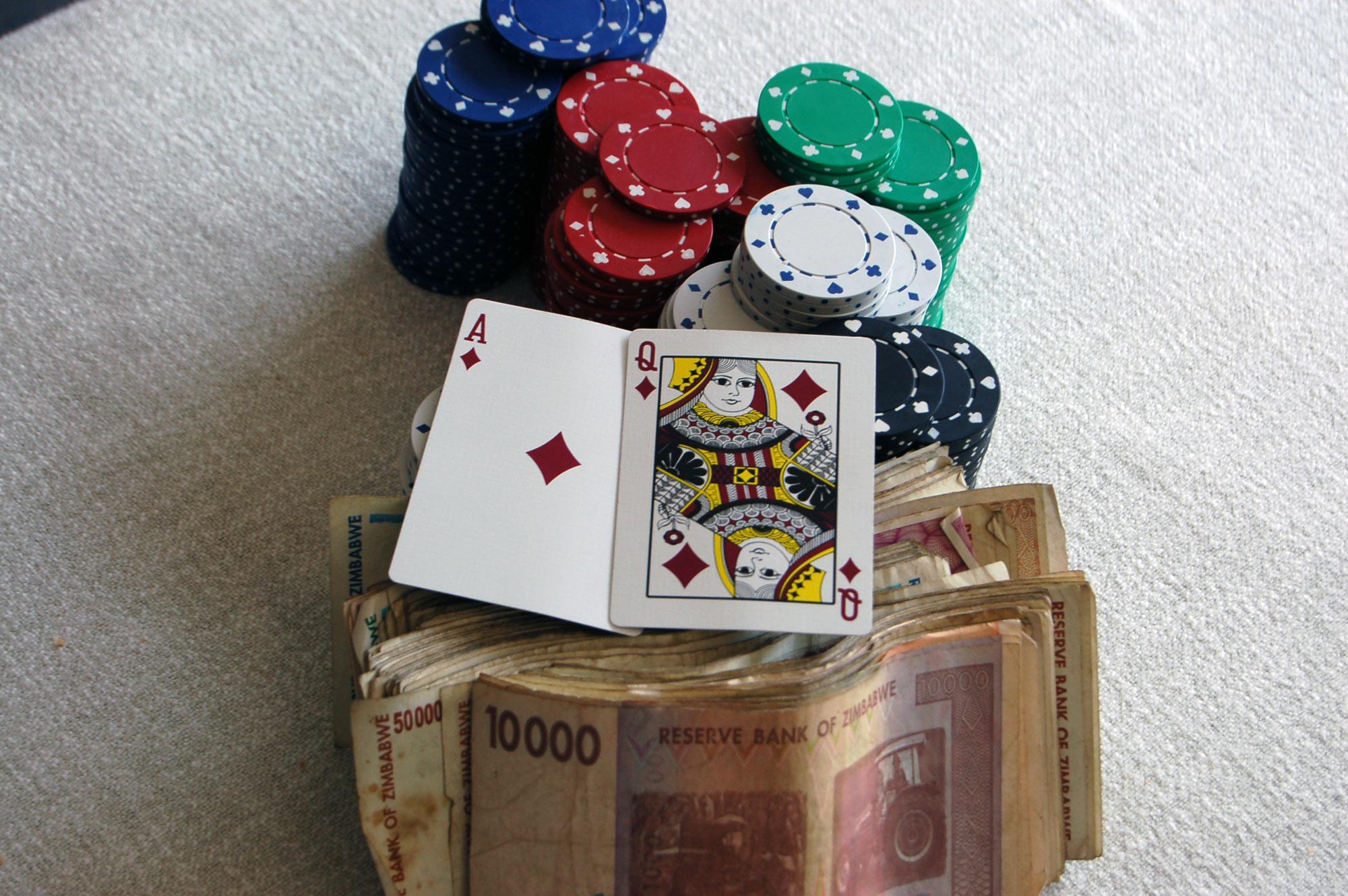 cap в покере