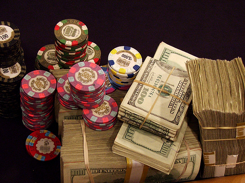 cash games poker